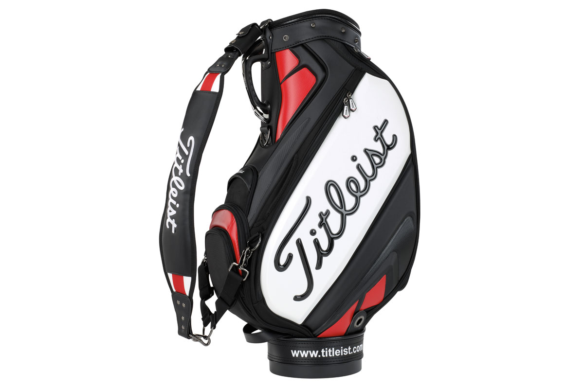 Titleist 2016 9.5 Tour Vinyl Vognbag