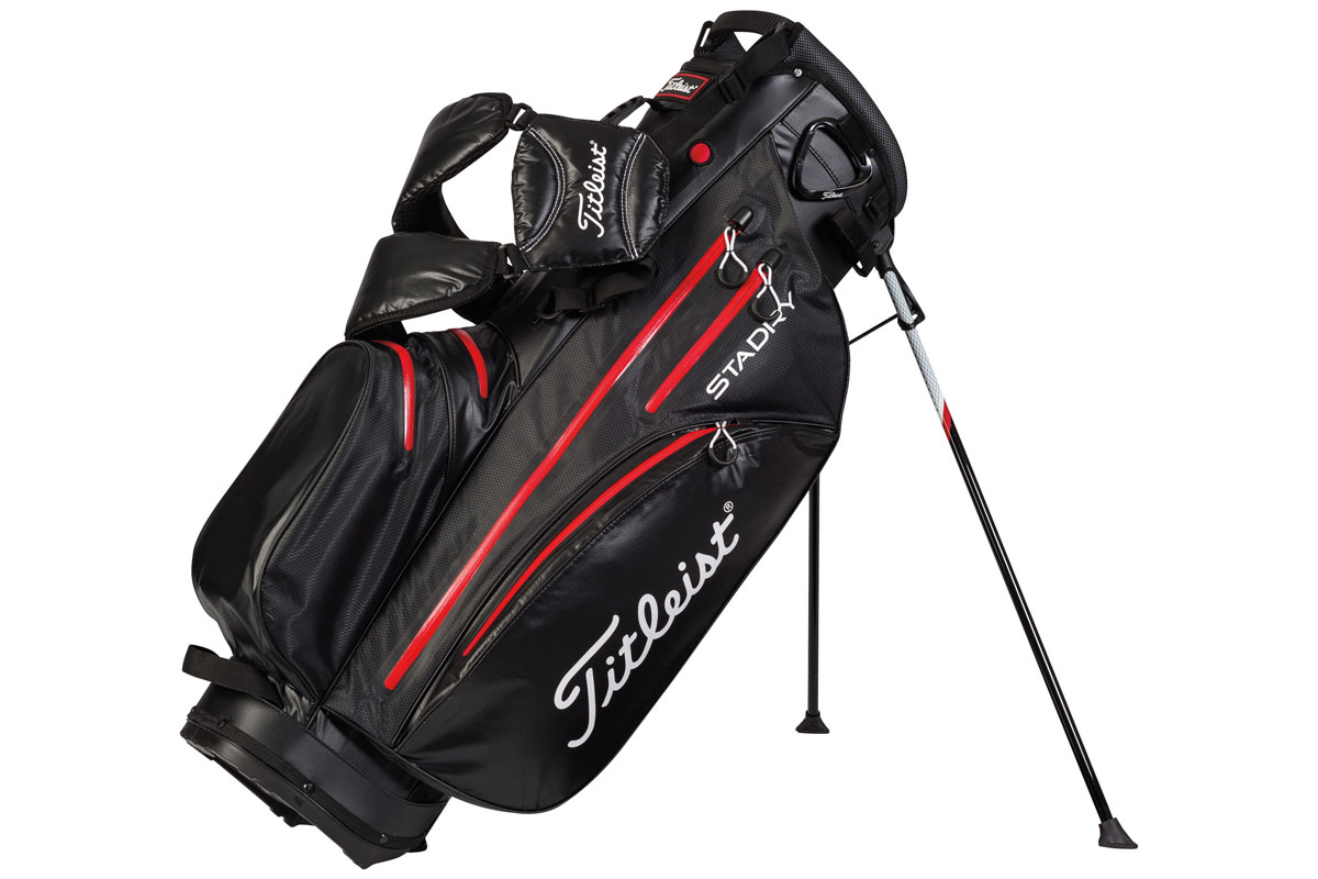 Titleist 2016 Stadry Stand Bag Sort