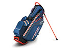 Callaway 2019 Hyper Dry Fusion Stand Bag Navy Titanium Orange
