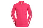 Puma SS2013 LS 1/4 Zip Pullover Cabaret Medium (M) - SALE