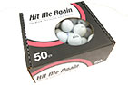 Hit Me Again Premium Lake Balls 3PK (150 Golfbälle)
