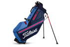 Titleist 2018 Players 4 StaDry Stand Bag Navy Marina Rot