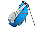Wilson Staff 2019 Dry Tech II Stand Bag Royal Weiß Gelb