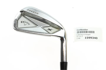 af0064c93250a Callaway X-Forged Hierros con shaft Firm Acero Project X PXi