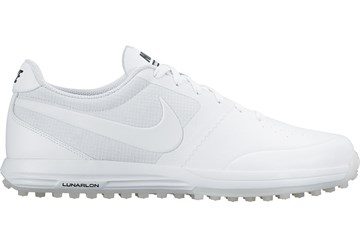 low priced 82a80 3bcb0 Nike 2016 Lunar Mont Royal Golfkengät Valkoinen (eur 45). hover over image  to zoom