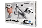 TaylorMade 2018 TP5 Athlete Edition Golfpallot 3PK (36 Golfpallot) - SALE