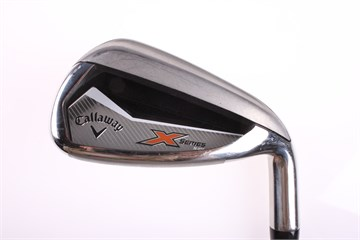 Callaway X Series N415 Fers Avec Shaft Regular Graphite Grafalloy
