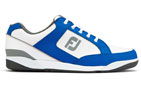 FootJoy (EUR 40.5) FJ Originals Chaussures Golf Blanc Bleu - SALE
