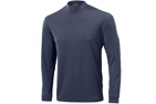Mizuno 2014 Yomo Mock Baselayer Bleu XX-Large (XXL) - SALE