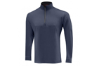 Mizuno 2014 Warmalite 1/2 Zip Pull Bleu X-Large (XL) - SALE - SALE