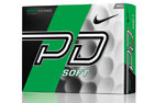 Nike 2016 PD9 Soft Balles de Golf
