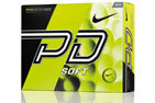 Nike 2016 PD9 Soft Balles de Golf Volt