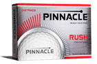 Pinnacle 2017 Rush Balles de Golf 3PK (36 Balls)