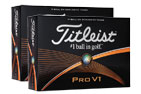 Titleist 2016 Pro V1 2PK + Limited Edition Casquette + Ball Marker