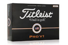 Titleist 2016 Pro V1 #68 US Open Limited Edition (3PK)