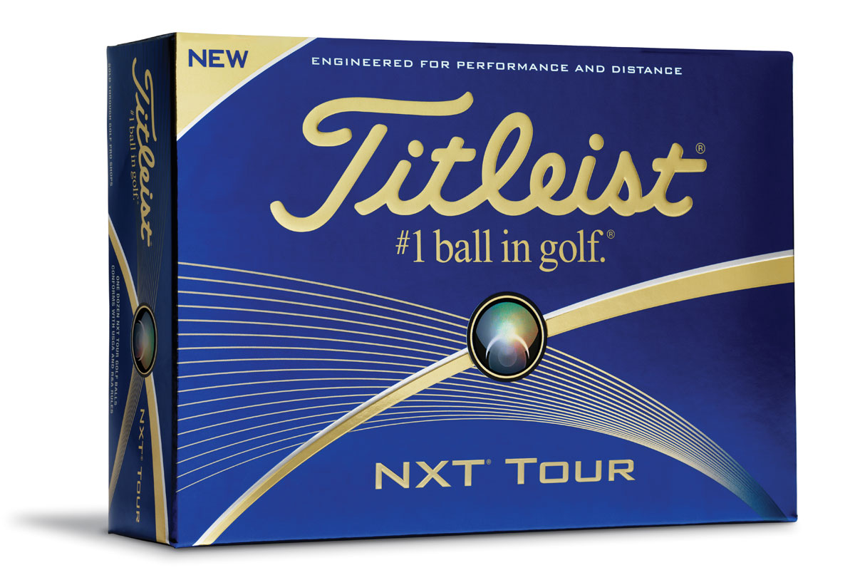 Titleist 2016 NXT Tour Balles de Golf
