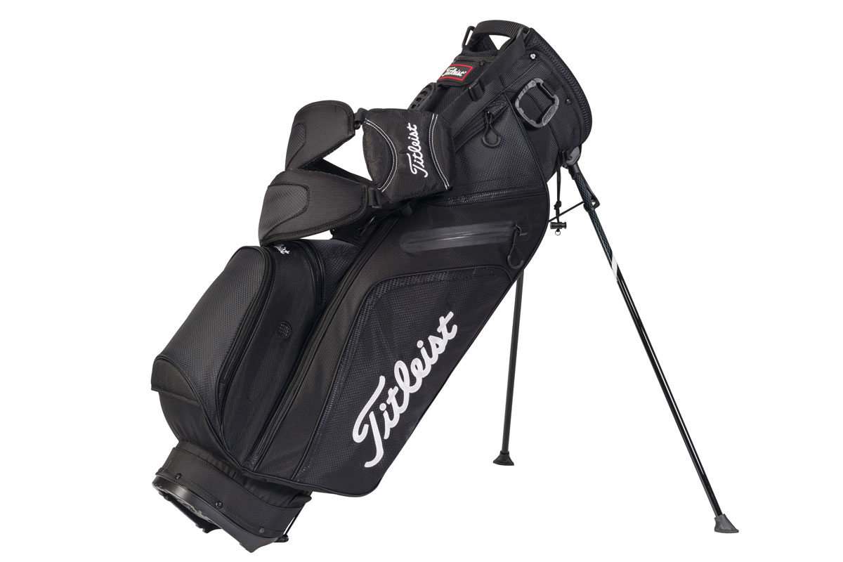 Titleist 2016 Ultra-Light Sac Trépieds Noir