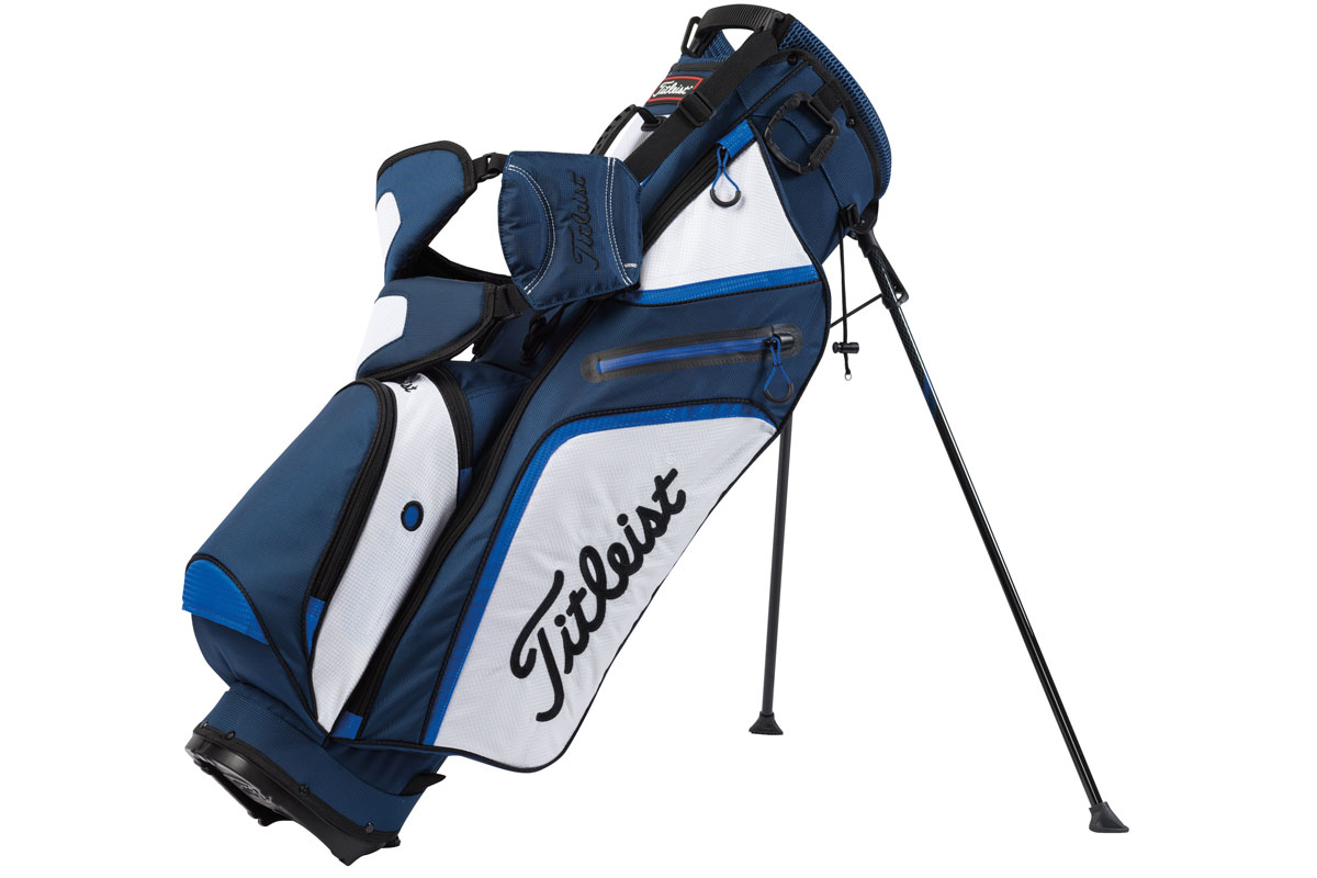 Titleist 2016 Ultra-Light Sac Trépieds Bleu Marine Blanc Royal