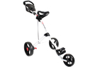 Masters 5 Series 3 Wheel Chariot Blanc