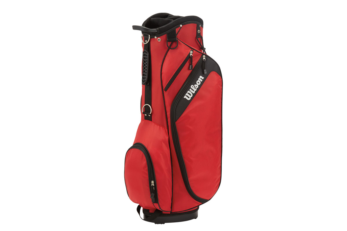 Wilson 2017 Profile Sac Charriot Rouge