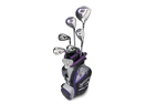 Callaway 2015 XJ Hot Junior Golfset Girls 9-12 Rechterhand