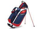 Callaway 2017 HL 3 Standbag Donkerblauw Rood Wit