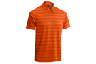 Mizuno 2015 Textured Rits Poloshirt Tigerlilly (M) - SALE