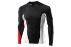 Mizuno 2014 Breath Thermo Virtual Body High Neck Onderkleding X-Large (XL)