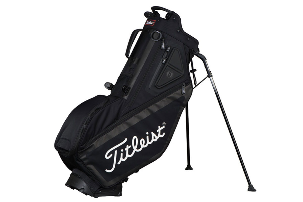 Titleist 2017 Players 5 Standbag Zwart