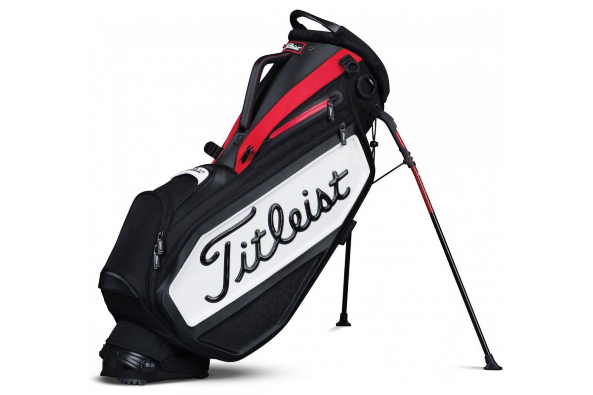 Titleist 2017 Staff Standbag