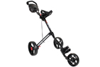 Masters 2017 5 Series 3 Wheel Trolley Zwart