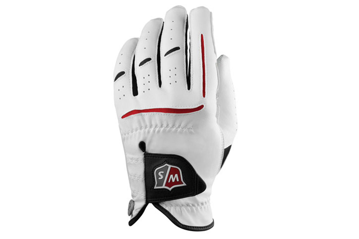 Wilson Staff 2017 Grip Plus Handschoen (S) 3PK