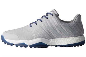 sports shoes 06402 48423 Adidas (eur 44) Adipower S Boost 3 Golfskor Grå Noble Indigo - Sale